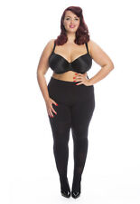 62:Thick 180denier  Warm Tights for curvey tall  Plus Size women.UK22/UK42