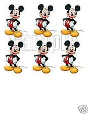 MICKEY MINNIE MOUSE Frosting Edible Cupcakes Images