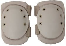 TAN Rothco Military & Swat Tactical Protective Gear Knee Pads 11058