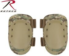 MULTICAM CAMO Rothco Military & Swat Tactical Protective Gear Knee Pads 11068
