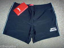 Boys Swimming Boxer Trunks by Slazenger Ages 7-8, 9-10 & 13 Years