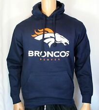 Denver Broncos Hoodie Sweatshirt Mens Football Sweater