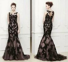 Long Sexy Evening Party Ball Prom Gown Formal Bridesmaid Cocktail Dress