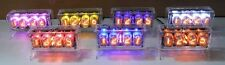 Nixie Clock Kit with IN-12 Tubes and Case.