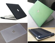 FC Matte Hard Case Cover Shell Apple Cut-Out for MacBook Pro/Retina/Air 11 13 15