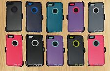 "New Defender Rugged Series Durable Triple Layer iPhone 6 plus 5.5"" Case Holster"