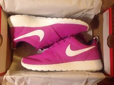 Nike Roshe Run Womens Size Running Shoes Club Pink Casual Sneakers 511882 605