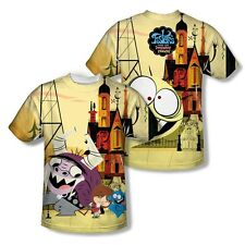 FOSTER'S HOME FOR IMAGINARY FRIENDS Sublimation Men's Tee Shirt SM-3XL F/B