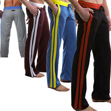 HOT SALE Mens Causal jogging Sports Long Pants YOGA GYM Loose Trousers Size S~XL