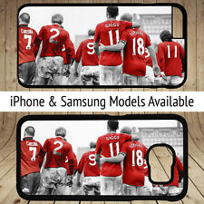 Manchester United Legends Giggs Best Cantona Man Utd Phone Cover Case