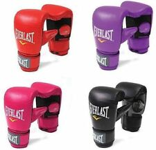 Everlast Cardio Boxing Bag Gloves Mitts Mens Kick Boxing Ladies Womens Muay Thai