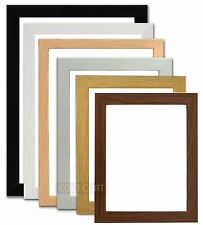 Picture Frame Photo Frame Poster Frame BLACK PINE WHITE OAK DARK OAK SILVER