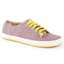 Camper P Rambla Womens Mens Trainers Canvas Red Blue Yellow Blue Wine New Shoe