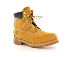"TIMBERLAND MEN'S 6""PREMIUM WATERPROOF LEATHER BOOT WHEAT 10061 SELECT SIZE7.5-13"