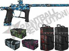Planet Eclipse LV1 Ego Paintball Marker / Gun - Electric Sky W/ Free Gear Bag!
