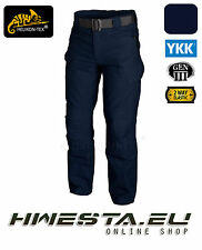 Helikon UTP military army combat urban tactical Pants - Canvas - Navy Blue