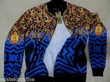 NEW WT VERSACE FULL ZIP JACKET  FOR MEN LIMITED EDITION