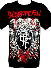 Blessthefall Eagle Metal Rock Band Music Unisex T-Shirt Size S M L XL
