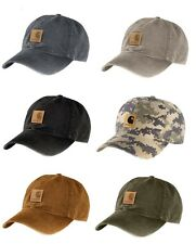Carhartt 100289 Odessa Ball Cap OSFA ALL COLORS FREE SHIPPING