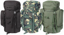 MIL COM AIR JET BACKPACK ASSAULT RUCKSACK MILTARY BERGAN DAYSACK HIKING CAMPING