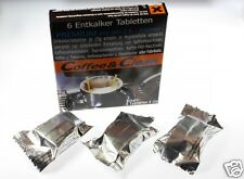 Descaling Tablets 6 12 30 60 120 Premium Tablets Coffee Clean For Coffee Machine