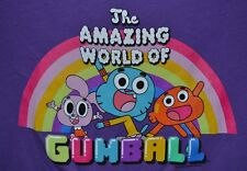 The Amazing World of Gumball  Juniors Tee Officially Licensed