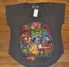 Beauty and the Beast Dolmon Oversized T-Shirt Princess Belle Licensed Disney