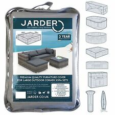 JARDER GARDEN OUTDOOR PATIO FURNITURE COVER - SUPERIOR QUALITY COVERS WATERPROOF