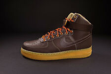315121-203 Men's Nike Air Force 1 HIGH '07 Baroque Brown Bronze AUTHENTIC