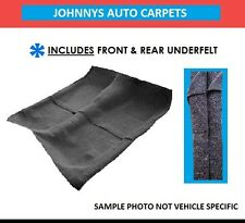 MOULDED CAR CARPET TO SUIT DATSUN. 120Y