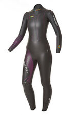 NEW 2015 Women's Blue Seventy Reaction Fullsleeve Triathlon Swimming Wetsuit