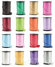 """Crimped Curling Ribbon 3/16"""" 500 YDS (1500 Ft) Spool Balloons Party Wedding"""