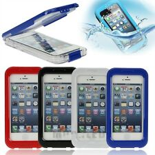 New Waterproof Shockproof Dirt Snow Proof Durable Case Cover For iPhone 5 5S 5G
