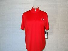 Stay Cool in the Under Armour Men's UA Charged Cotton Heat Gear T Shirt - NWT