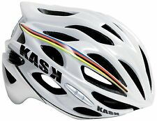 Kask Mojito - White World Champion  - Road cycling helmet - £20 off RRP