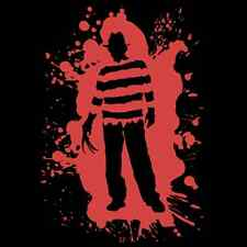Freddy Kruger A Nightmare on Elm Street Men's Tshirt
