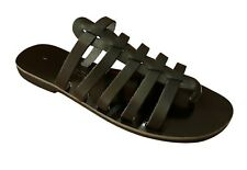 New 'FILD' Womens Anatomic Leather Sandals Shoes Womens Wedge Platform Slingback