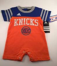 NBA New York Knicks Adidas Infant/Baby Boys Bodysuit/Onesie/Romper