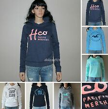 NWT HOLLISTER  WOMEN'S PONTO BEACH HOODIES SZ: XS, S, M, L