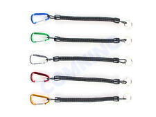 5x Fishing Lanyards Boating Kayak Camping Secure Pliers Lip Grips Tackle Tools