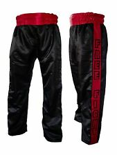 Men's Kick Boxing Trouser Martial Arts Contact Pants Silky MMA M,L,XL Rance RBT1