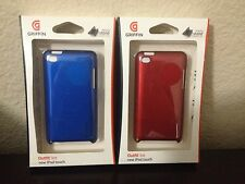 Griffin Outfit Ice Hard Shell Case 4th Gen iPod Touch W/ Stand (GB01910/GB01911)