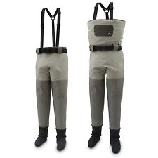 NEW SIMMS HEADWATERS CONVERTIBLE STOCKINGFOOT WADERS