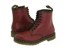 Men's Shoes Dr. Martens 1460 8 Eye Leather Boots 11822600 Cherry Red *New*