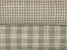 Sage Green Homespun Fabric | Primitive Fabric | Cotton Fabric | Quilt Fabric