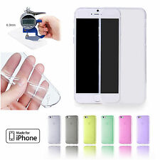Cell Phone Cover Case for Apple iPhone 6/6 plus/6S/ 6S Plus+Screen Protector TPU