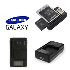 Intelligent USB LCD Wall Mobile Battery Charger Adjustable For SAMSUNG GALAXY