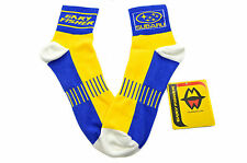 GARY FISHER SUBARU RACE TEAM ISSUE CYCLING SOCKS VINTAGE BUY 1 PAIR GET 1 FREE