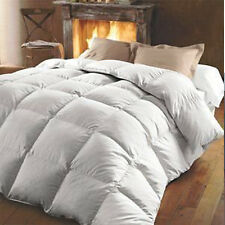 LUXURY DUCK DOWN & GOOSE FEATHER QUILT PILLOW DUVET BEDDING ALL SIZES 13.5 TOG