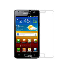 5X CLEAR LCD Screen Protector Shield for Samsung Galaxy S2 i9100 SX